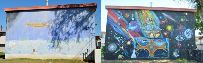 Outer Space Restoration 2012