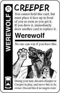 It's a Werewolf! Now with more DOOOOOM!