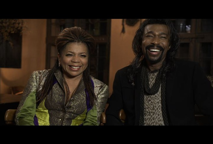 Valerie Simpson and Nickolas Ashford interview at the Sugar Bar 4/29/11