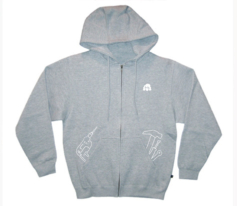 Hacker Hoodie (available in adult sizes only)