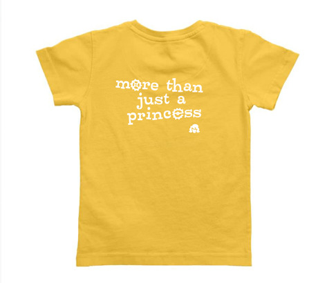 T-shirt (available in kids and adult sizes)