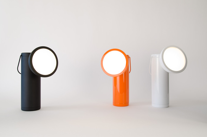 The wireless M Lamp family