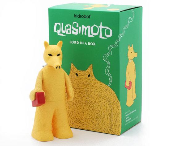 $1,000 - Quasimoto Kid Robot Figure