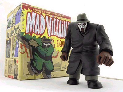 $1,000 - Madvillain Kid Robot Figure