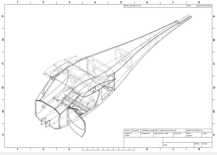 Makerplane V1 0 Open Source Aircraft