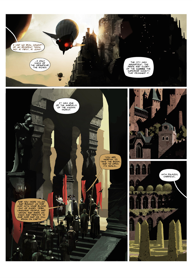 page 6 of the graphic novel