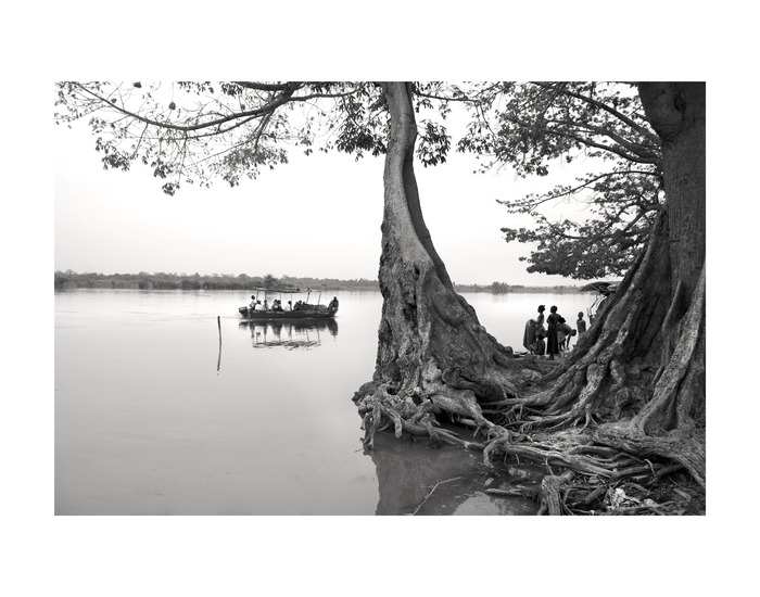 Kuntaur Wharf, on the River Gambia, The Gambia, West Africa - Image © Jason Florio, 2009