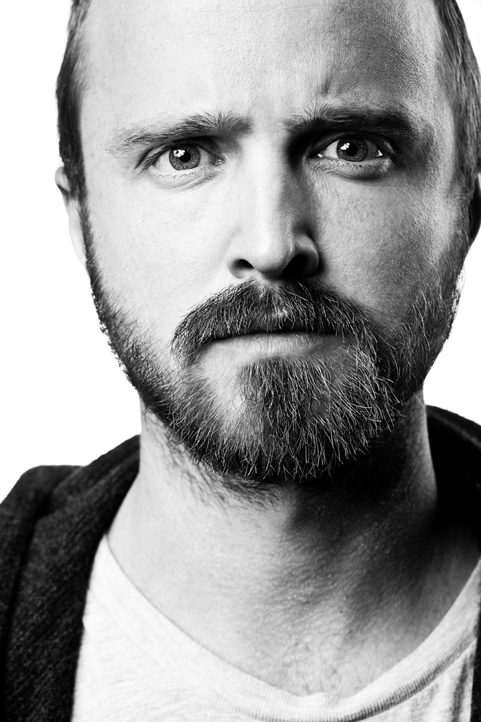 Aaron Paul- Breaking Bad- Blindfold Mag Volume 3