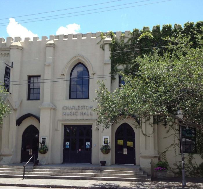 Charleston Music Hall