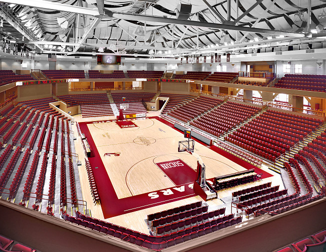 College of Charleston TD Arena