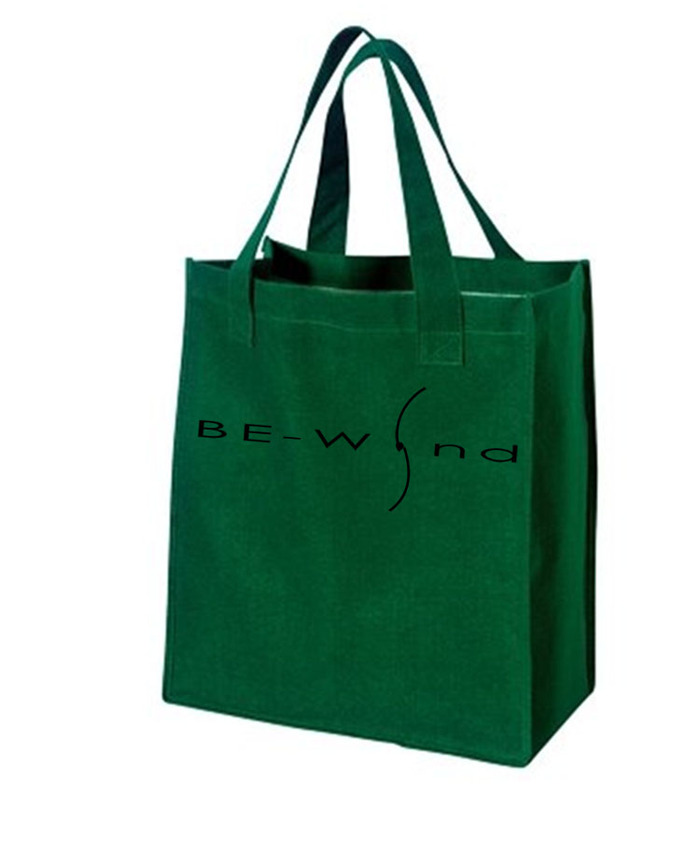 The Mean Green Energy Saving Tote Bag!