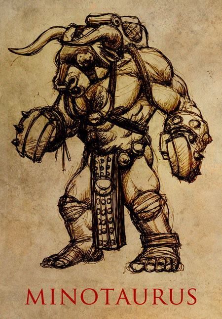 One of the huge opponents of the Dwarves