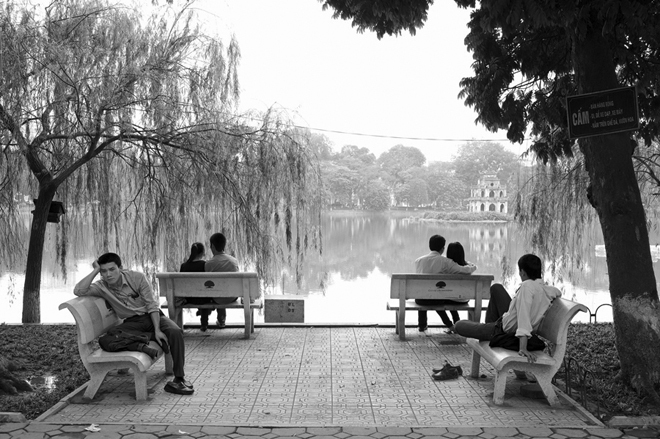Hanoi, Vietnam, 2010. From UNPOSED.
