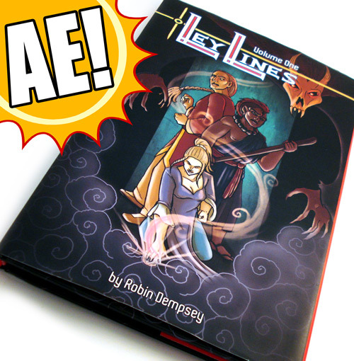 All Kickstarter books are Artist Editions (AE)!
