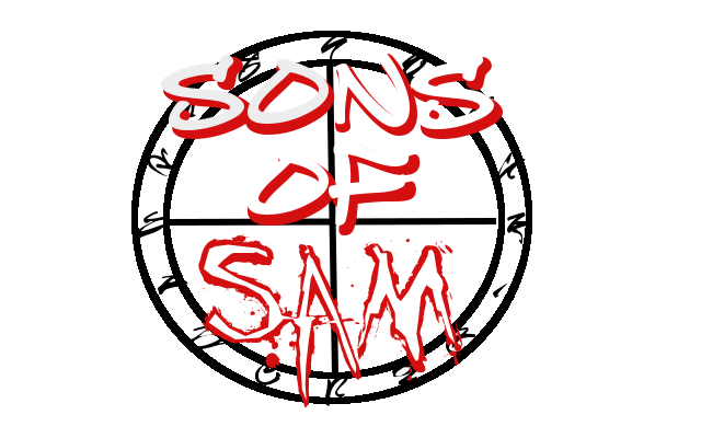 Sons of Sam t-shirt design. By Curtis Lawson.