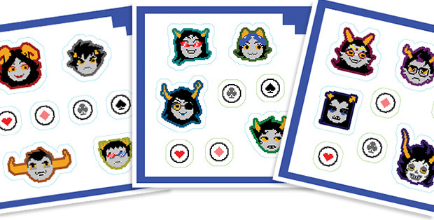 Unlocked at $1,500,000: Trolls shipping stickers (3 sheets) will be added to all tiers $300 and above.