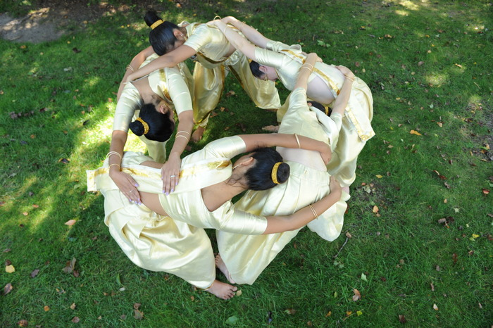 Kalamandir Dance Company at Grounds For Sculpture in 2010 at The Outlet