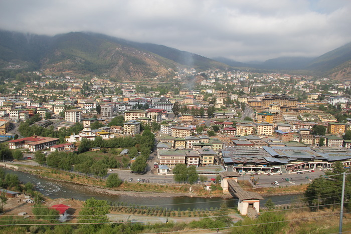 Thimphu - capital and largest city in Bhutan