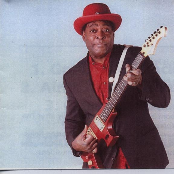 Peewee Hayes - guitar, vocals