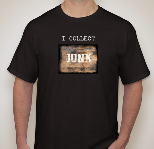 Backer t-shirt design sample