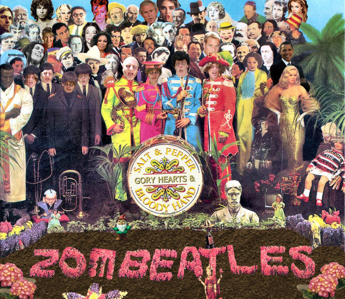 We love you Zombeatles... Oh yes we do!