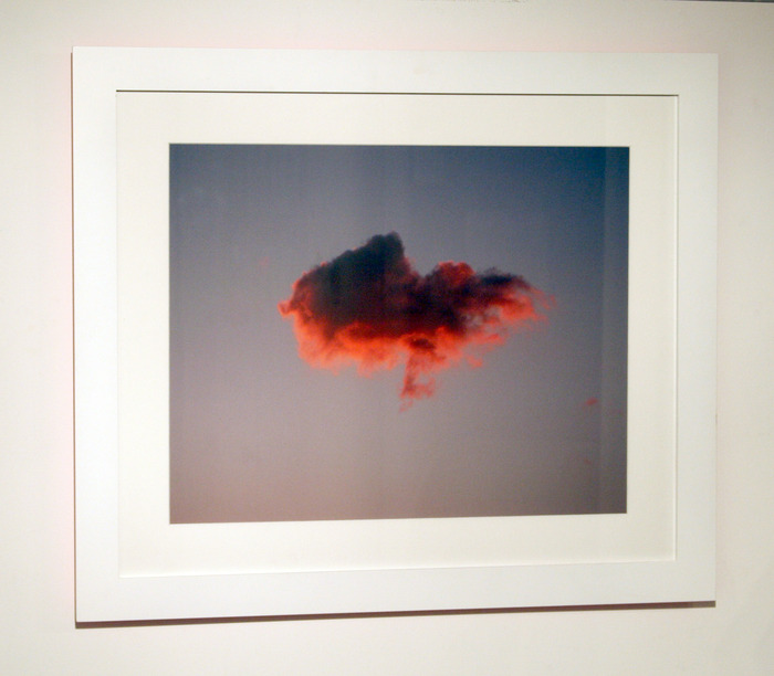 Cloud - archival inkjet print