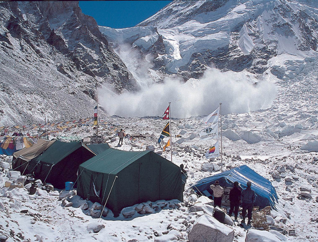 Mt. Everest South Base Camp (Nepal)