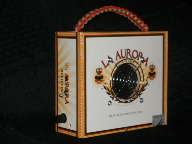 Cigar Box Amplifier