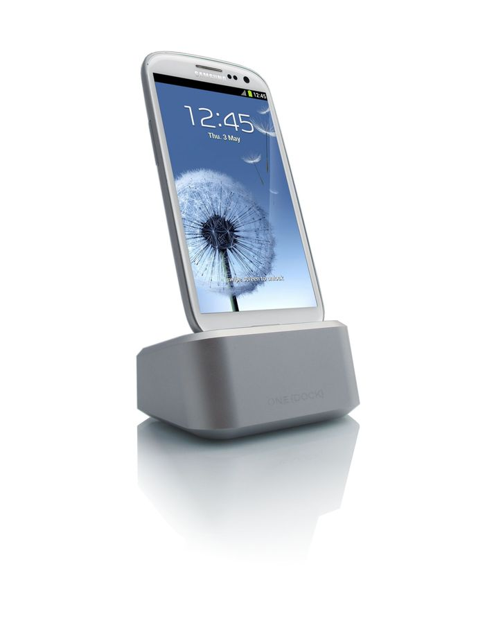 Samsung Galaxy S3 + ONE{DOCK}