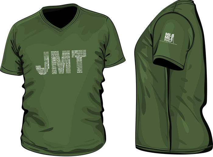 Official Tshirt (just mock-up) final design will vary somewhat