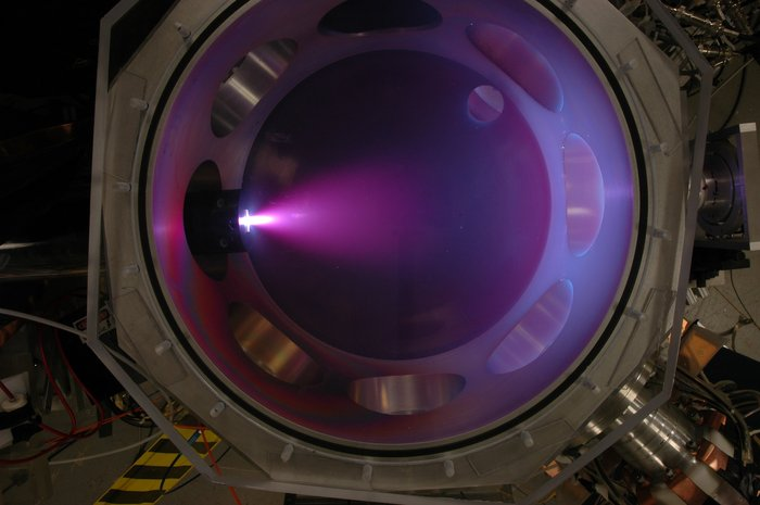 Plasma Jet Electric Thrusters For Spacecraft By Chris