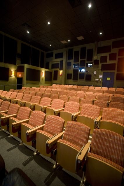 Ragtag Cinema's larger theater seats 135