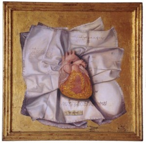 "Scott Holloway - ""Sacred Heart 3"""