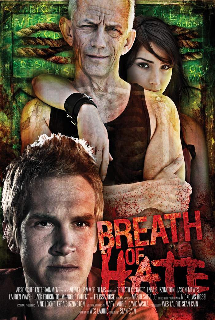 Breath of Hate movie poster