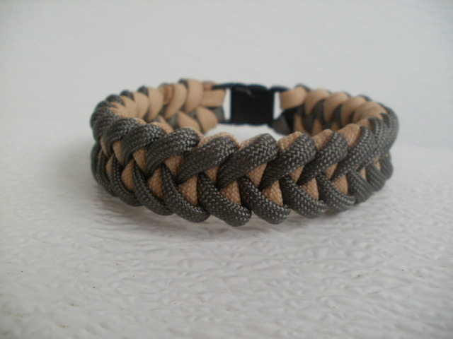 "The ""Shark's Jawbone"" Bracelet."
