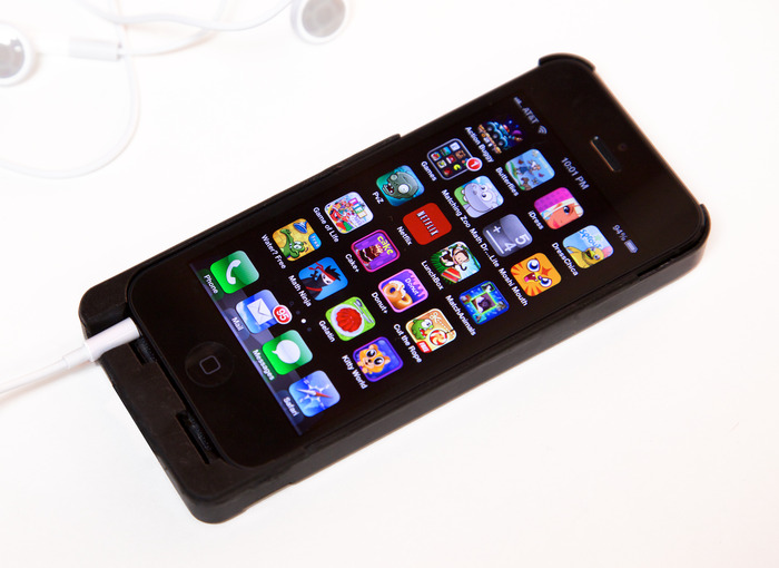 iExpander for iPhone 5 in Black