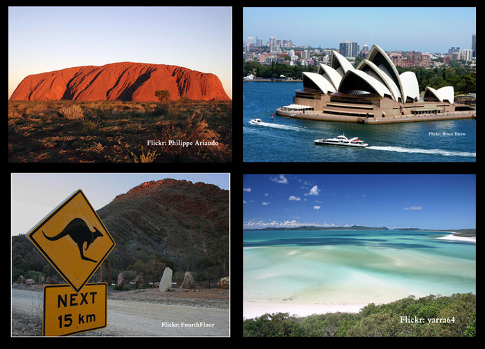 Places I plan to go in Australia!