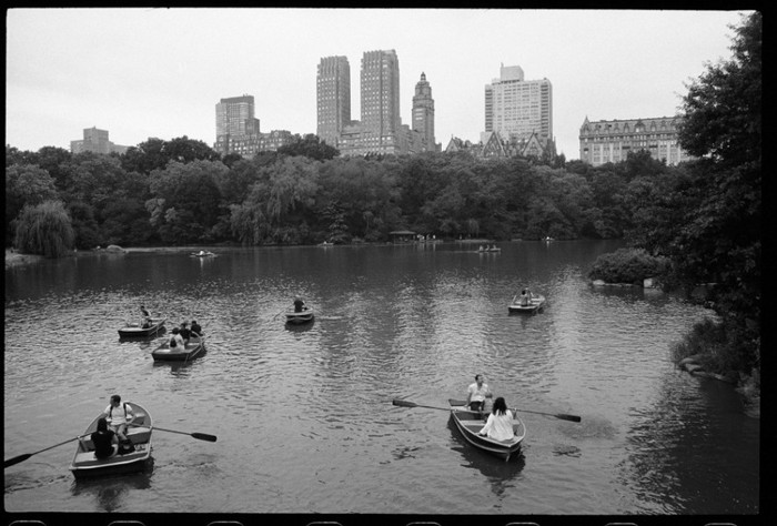 Central Park, New York City, 2009. From UNPOSED.