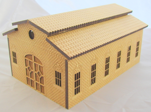 25mm Brick Design