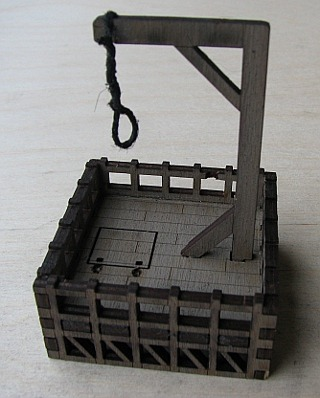 Hangman's Gallows - $10