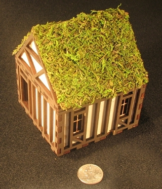 Fisherman's Cottage - $15