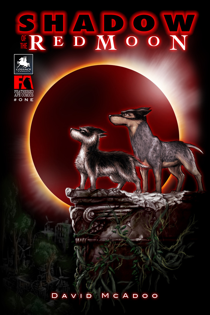 Shadow of the Red Moon Standard Cover