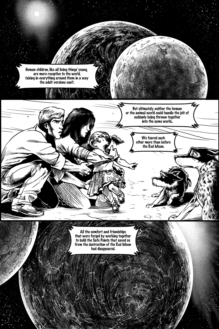 Shadow of the Red Moon page 6