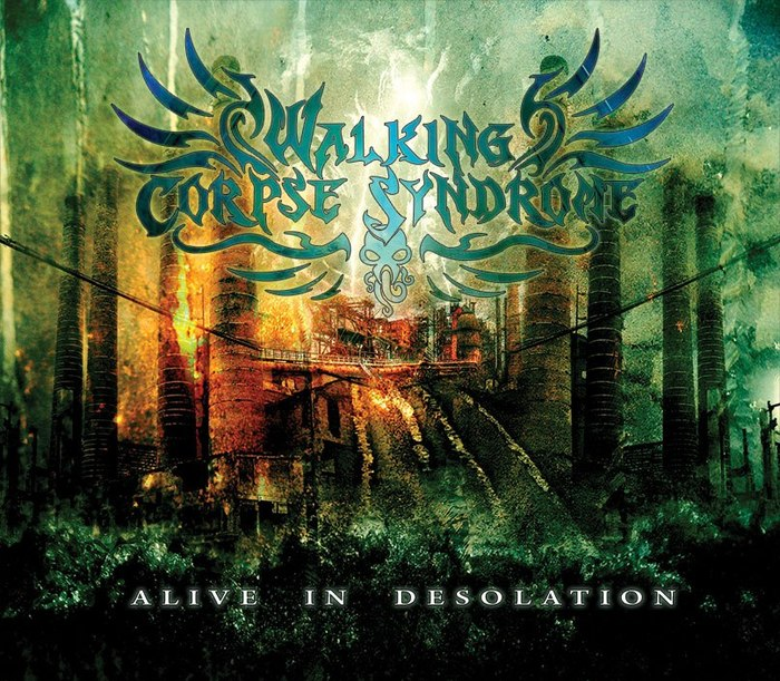 Alive in Desolation - CD