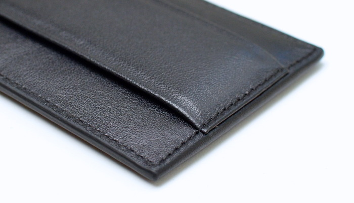 Premium nappa leather craftsmanship