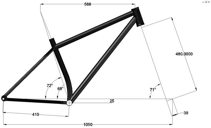NE29R Regular Geometry