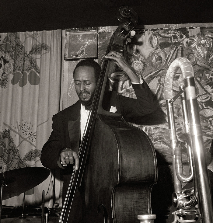 Percy Heath, The Modern Jazz Quartet
