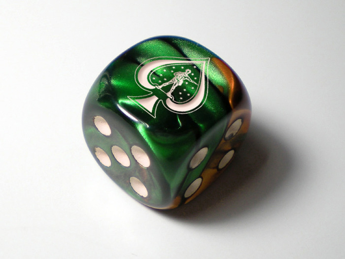Custom Army Men Dice