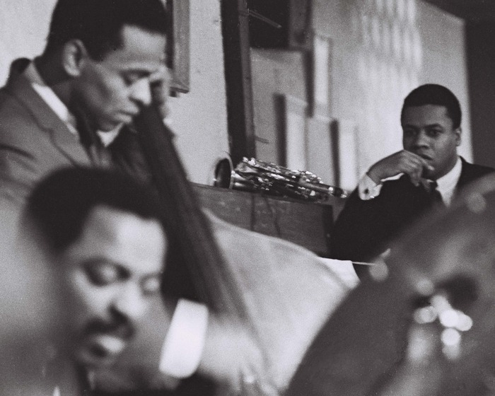 Roy Haynes, Cecil McBee and Wayne Shorter