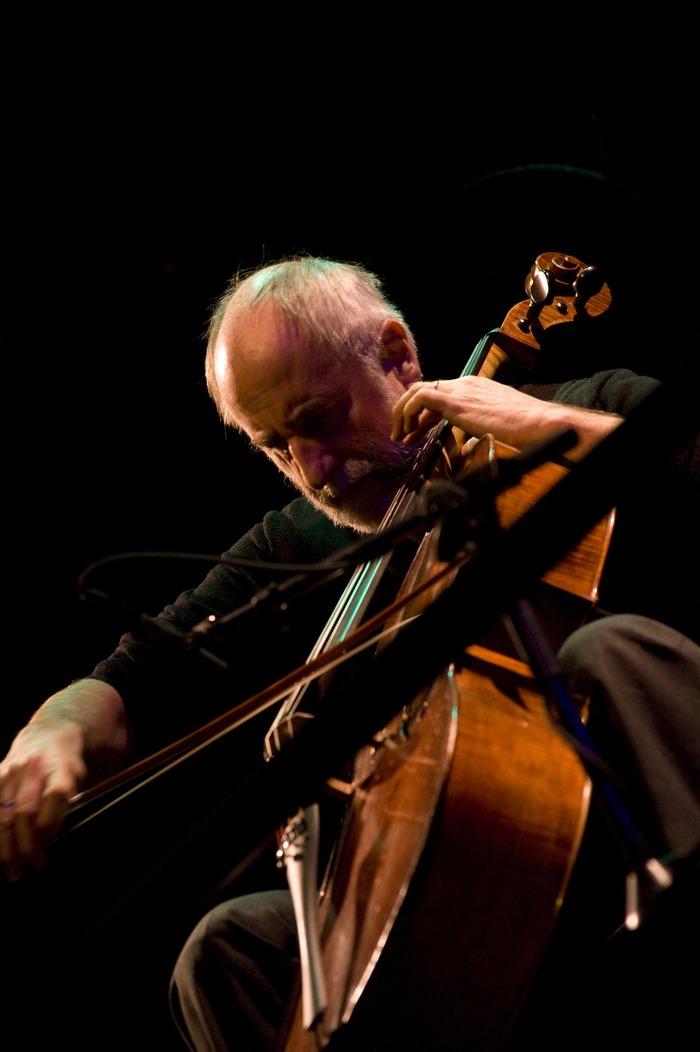 Eugene Friesen, cello
